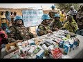 Blue Helmets from Bangladesh offer hope to communities in Northern Mali