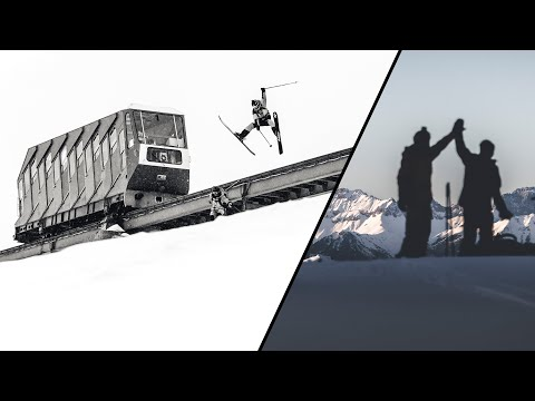 3 Days SKI MISSION  In Innsbruck, Austria // CHAOS, The Movie.