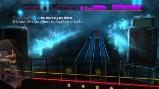 Rocksmith 2014 - Jet - Are You Gonna Be My Girl - Bass - DLC