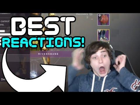 Destiny 2 - Skarrow's Best Stream Reactions of All Time!! thumbnail