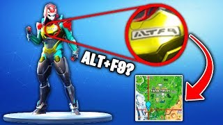 Top 10 SECRET Fortnite Saison 9 Ostereier SIE DIDN'T KNOW!
