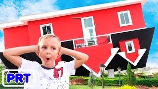 Vlad e Nikita novo Playhouse para crianças