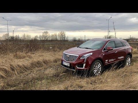 Cadillac XT5 3 6 V6 Platinium Test PL Pertyn Ględzi