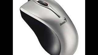 Мышь GENIUS Ergo 300 - разборка и сборка.