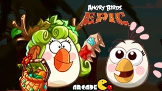 Angry Birds Epic: Final Cave 7 Forgotten Bastion Level 3 Gold Piggies