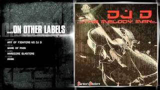 Art of Fighters vs DJ D - Game of pain