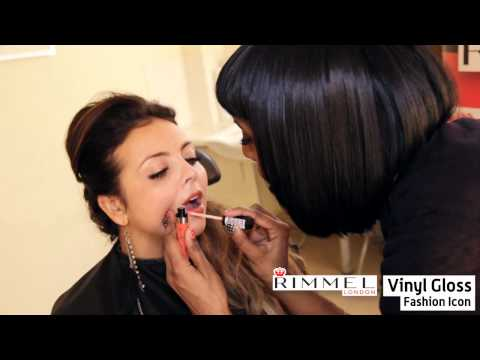 Jesy Little Mix Lip Makeup Tutorial
