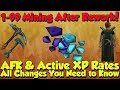 1-99 Mining Guide! Fast & AFK Methods [Runescape 3] New Post-Rework