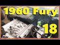 1960 Plymouth Fury Update: Paint and Panel Beating! 1959 Chrysler Update too!