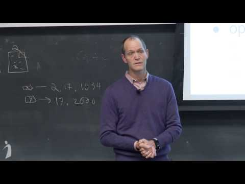 """""""Search, Open Source Software, and Big Data"""" - Doug Cutting, Info 103 History of Information"""