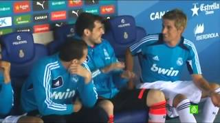 Coentrao went to the bench