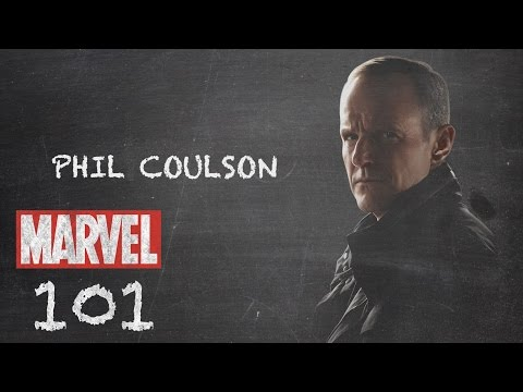 Agent Phil Coulson - Marvel 101 – Marvel's Agents of S.H.I.E.L.D.