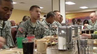 Fort Lee dining facility is largest in the Army