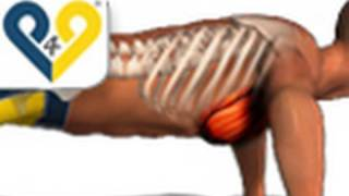 Flexiones de brazos (ejercicios para pectorales)