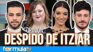 OT 2018: Agoney, Cepeda y Ana Guerra opinan sobre el despido de Itziar Castro