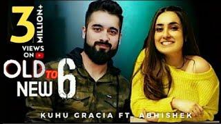 Bollywood Journey-1   KuHu Gracia   Ft. Abhishek Raina   Romantic Songs Mashup Old to New6