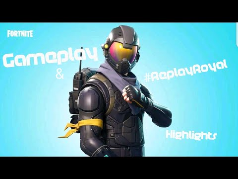 Hello from Holland! #ReplayRoyal & Gameplay Highlights - Fortnite Battle Royal #23