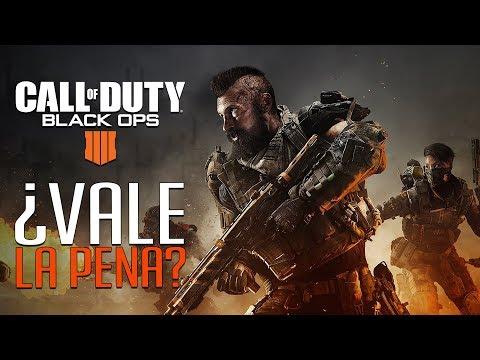Call of Duty: Black Ops 4 ¿Vale la pena?