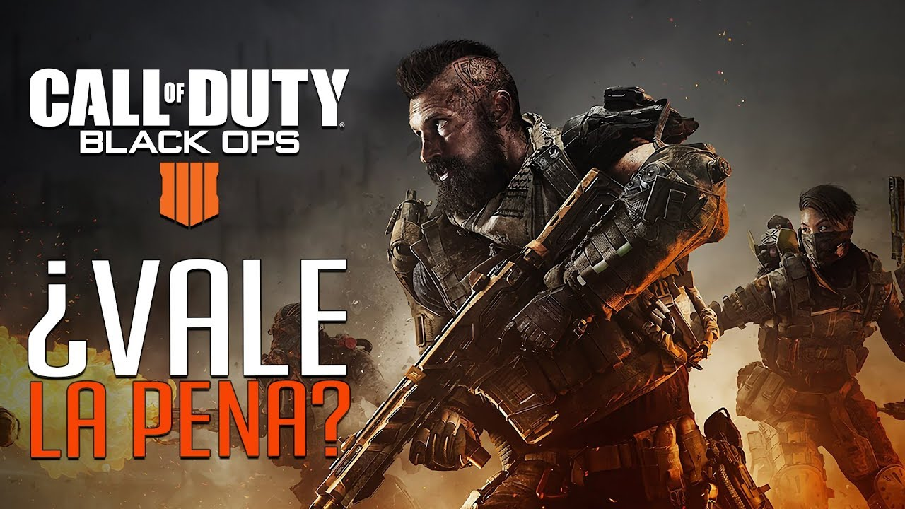 Call of Duty: Black Ops 4 ¿Vale la pena?