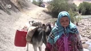 تزايد إحتجاجات المواطنين في تونس بسبب الانقطاع المتكرر لمياه الشرب | الأخبار