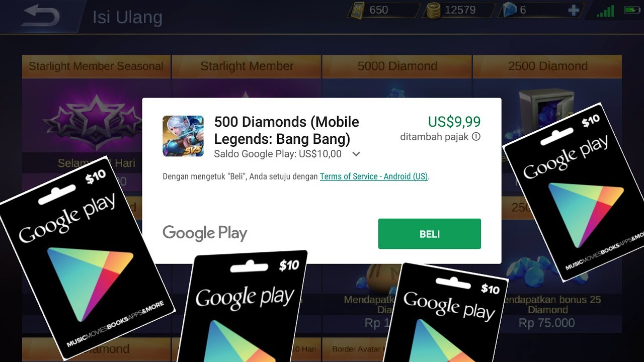 Bang google play