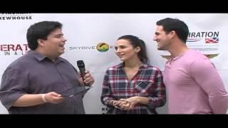 Ruben Jay Interview Andi Dorfman & Josh Murray from the Bachelorette