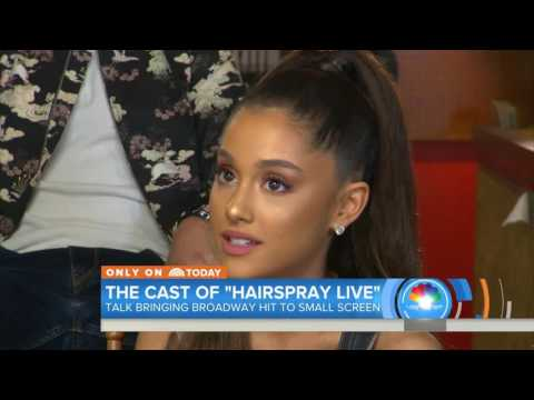Ariana Grande, Jennifer Hudson On Why 'Hairspray Live!' Remains Relevant | TODAY SHOW