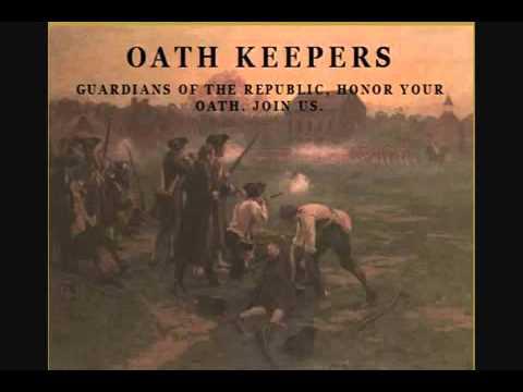 Government Agents Seize Oath Keepers Couple
