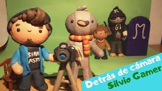 Silvio Gamer || MSRP Music Sessions #1 DETRAS DE CAMARAS (Stop motion)