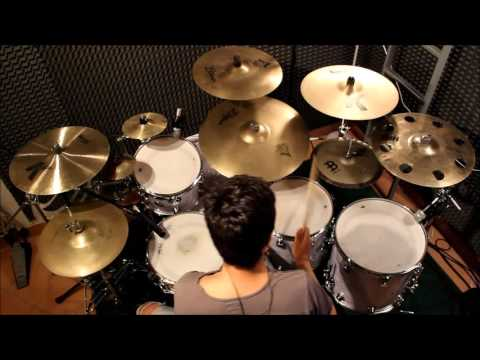 metallica - enter sandman drum cover -
