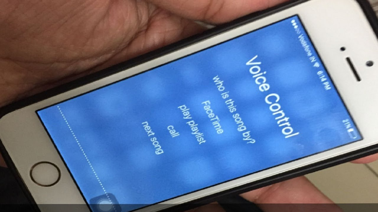 Iphone Voice Control >> How To Turn Off Voice Control On Your Iphone