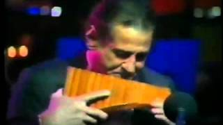 Nana Mouskouri Chant Gheorghe Zamfir Fûte de Pan The Lonely Shepherd 1988