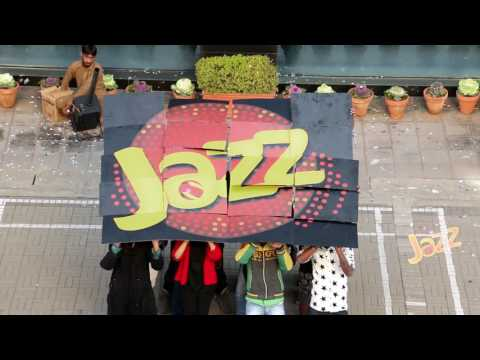 Jazz annual corporate activity at Jazz's corporate office Islamabad.