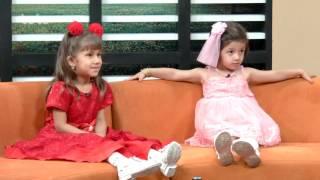 بامدادخوش - نگین - دراین بخش زهره جان وزهراجان (کودکان با استعداد) دعوت شده است