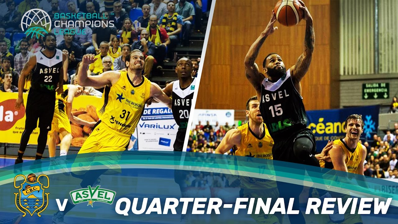 Quarter-Finals Review | Iberostar Tenerife (ESP) v ASVEL (FRA)
