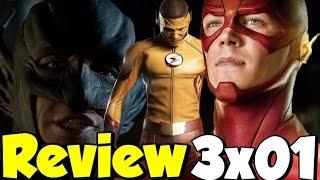 "The Flash 3x01 Review/Análisis ""FLASHPOINT"" - The Flash Tercera Temporada 3 Episodio 1"