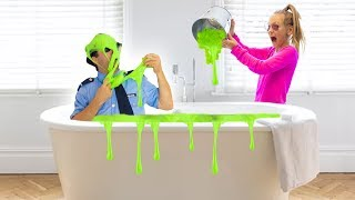 Amelia, Avelina and lots of slime adventure!