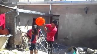 Ice Bucket Challenge #Reto cumplido#Potosí-Bolivia#Colegio Ladislao cabrera
