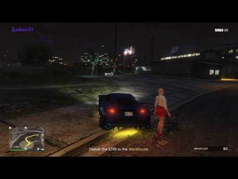 GTA V - Import/Export Lake Vinewood Estate Stealth Mission