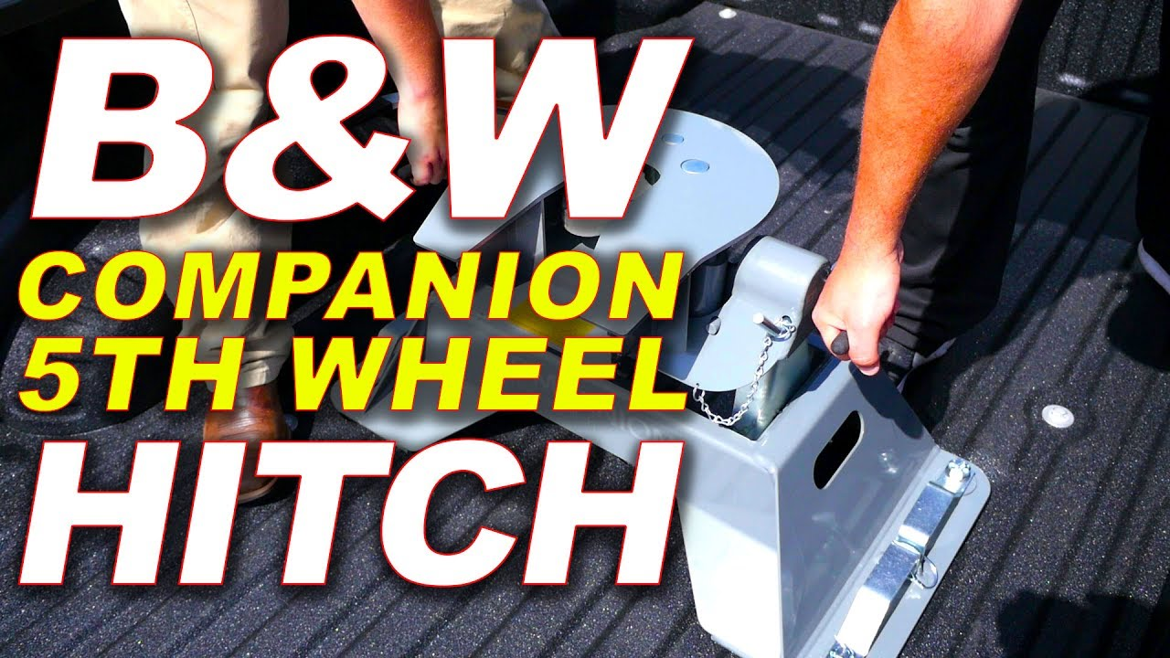 How To Attach A Bw Companion Hitch Rv Parts Service Holiday Diagram For Replacing 5th Wheel Head Spring Etrailercom World 1 800 983 7866