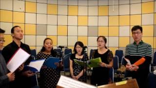 Persembahan Hati (Putut Pudyantoro) - Fortissimo Choir