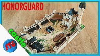 Honorguard-Castle Diorama/Clay model