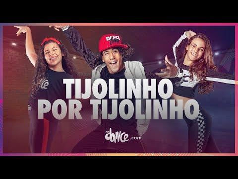 Tijolinho por Tijolinho - Enzo Rabelo ft Zé Felipe  FitDance Teen  Coreografía Dance