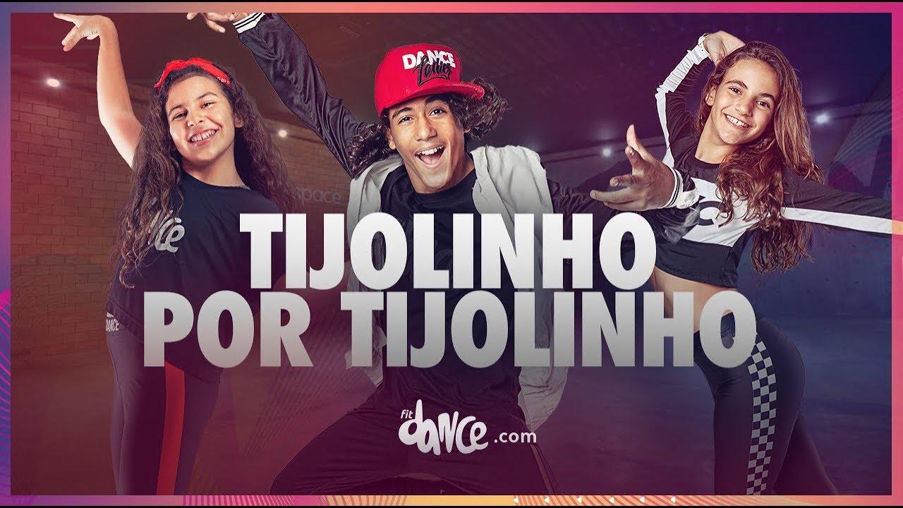 Tijolinho por Tijolinho - Enzo Rabelo ft. Zé Felipe | FitDance Teen  (Coreografía) Dance Video