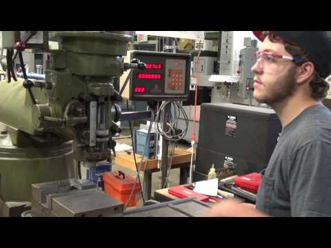 Sullivan BOCES C&T: Precision Machining Program