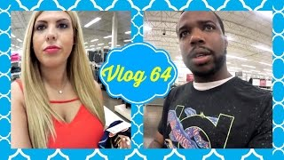 Vlog 64 | Shopping Around | Sunday Funday | Cassius Salty Loss