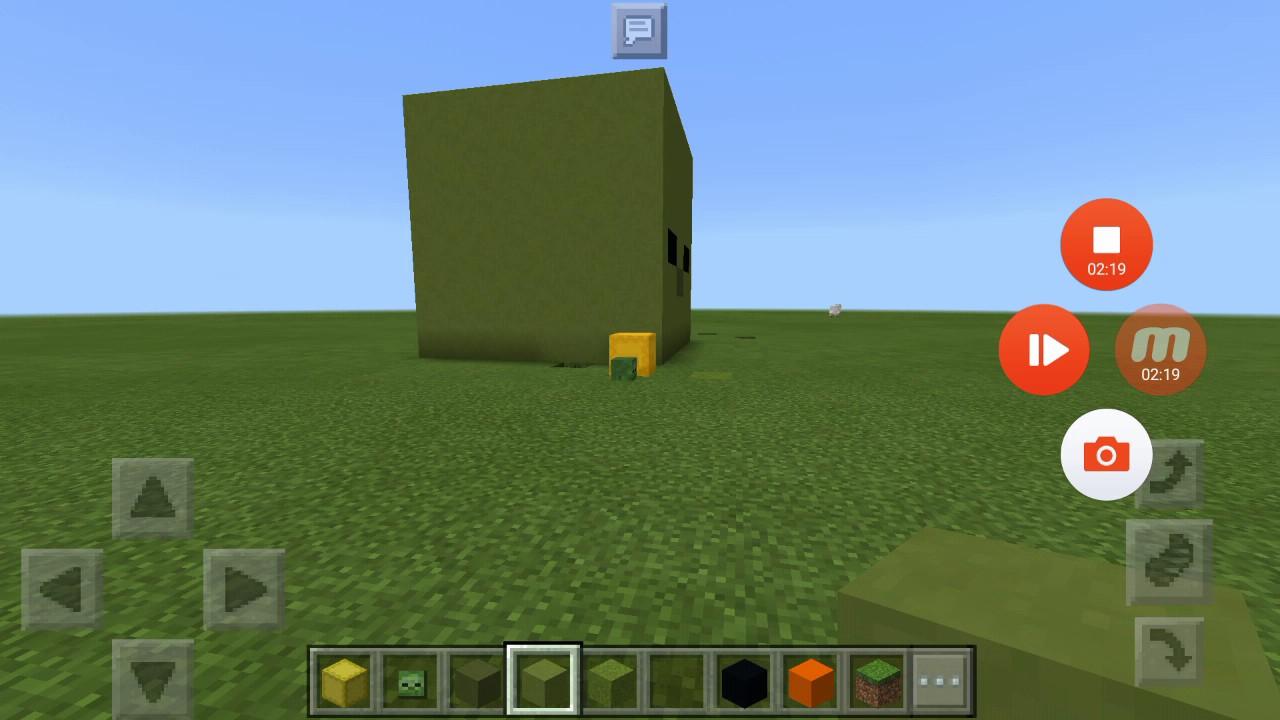 Come Fare La Testa Di Una Zombie Minecraft Tutorial 1 Youtube