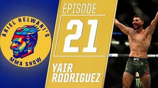 Yair Rodriguez on last-second KO: 'Haven't seen anything like it'   Ariel Helwani's MMA Show