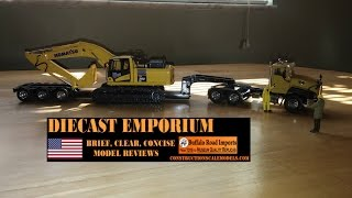 Custom Model Unboxing From Diecast Construction Page
