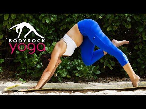 BodyRock Yoga - Урок 5